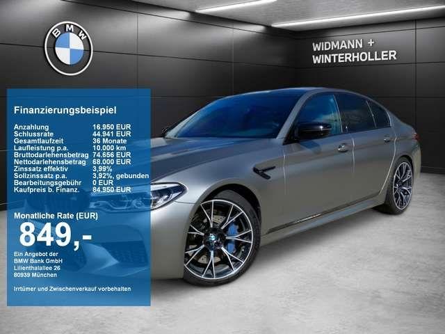 BMW M5 2018 Benzine