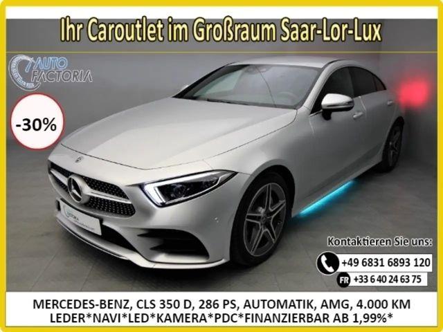 Mercedes-Benz CLS 350 2019 Diesel