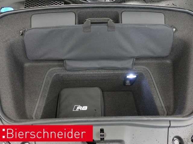 Audi R8 Spyder V10 RWD INDIVIDUAL NARDO 20 LASER B&O NAVI