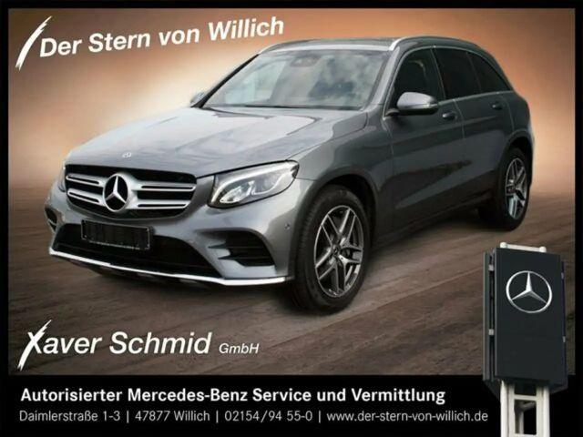 Mercedes-Benz GLC 250 2019 Benzine