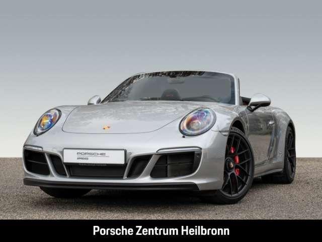 Porsche 991 2018 Benzine