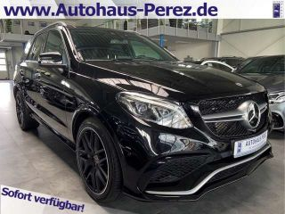 Mercedes-Benz GLE 63 AMG 2016 Benzine