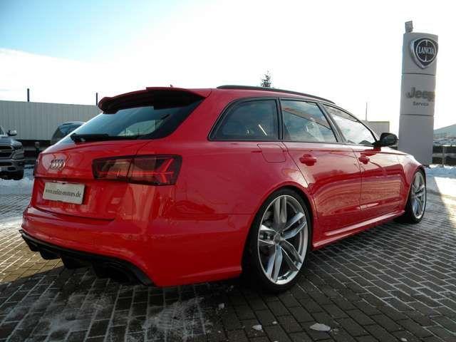 Audi RS6 RS6 Avant 4.0 TFSI LED-Matrix Panoramadach