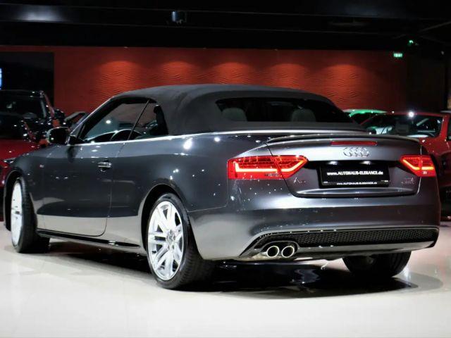 Audi A5 Cabrio 2.0 TDI S-Line*INFOTAINMENT*AIRSCARF*
