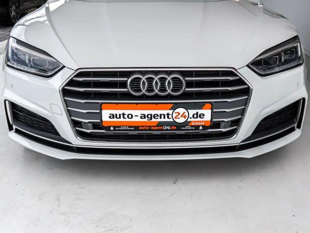Audi A5 Cabrio S-Line 2.0 TFSI LED/VirtualCockpit