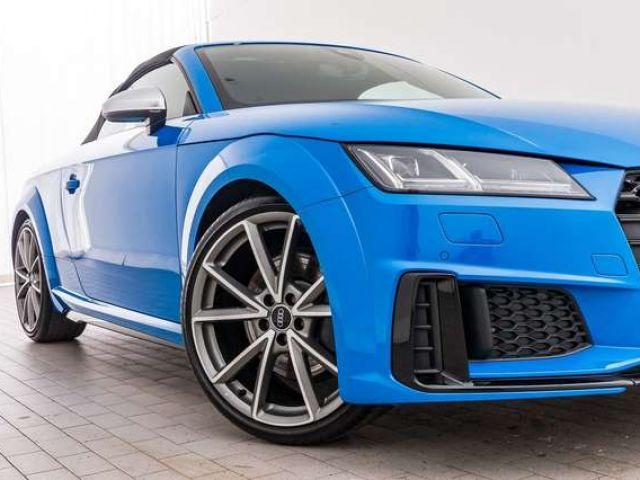 Audi TTS TFSI S tr. LED PDC NAVI VIRTUAL B&O