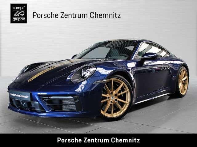 Porsche 911 2019 Benzine