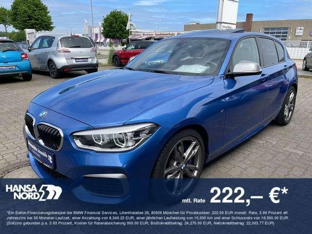 BMW M1 2017 Benzine
