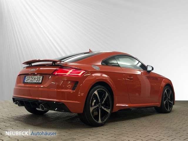 Audi TT Coupé 45 TFSi S Tronic Navi Klima S Line LED