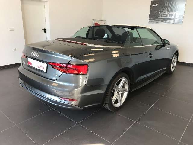 Audi A5 Cabriolet S-line 2.0 TDI S-tronic