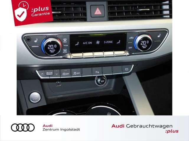 """Audi A5 Coupe 40 TDI qu NAVI+ LEDER 18"""" Advanced"""