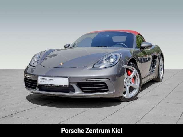 Porsche Boxster 2016 Benzine