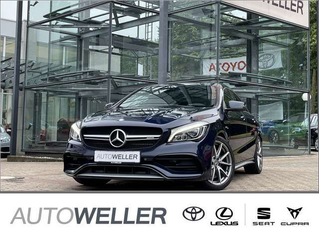 Mercedes-Benz CLA 45 AMG 2017 Benzine