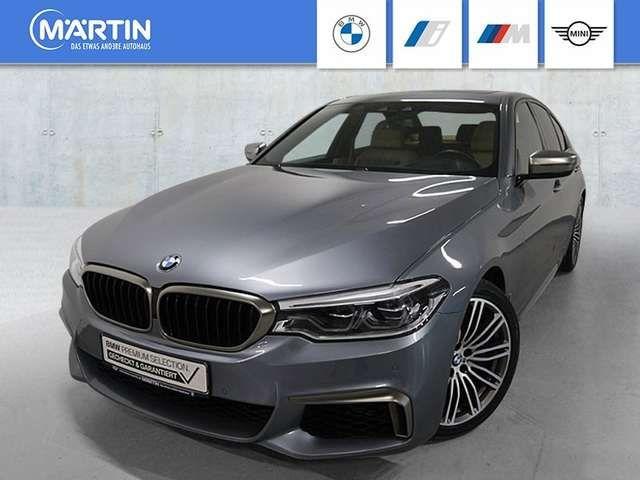 BMW 550 2018 Benzine