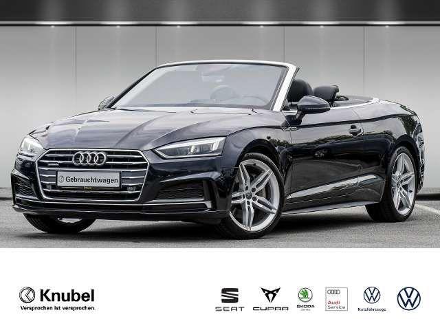 Audi A5 Cabriolet Sport 2.0 TFSI qu. S tronic Matrix Virt