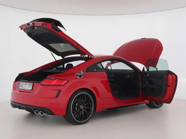 Audi TTS Coupé Competition+ Navi+ b+O 20Zoll 5JGar