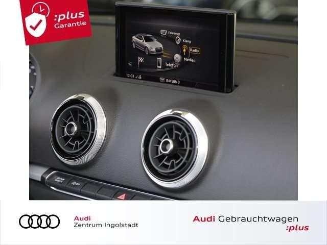 Audi A3 Cabriolet 2.0 TDI 2x S line LED NAVI Sport