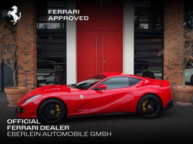 Ferrari 812 2019 Benzine