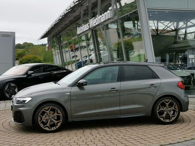 Audi A1 Sportback S line 35 TFSI S tr., LED+Virtual+Alu18