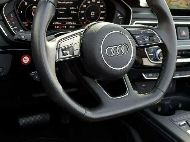 Audi A5 Cabrio 40 TDI Q S LINE KOPFHZG ACC MATRIX