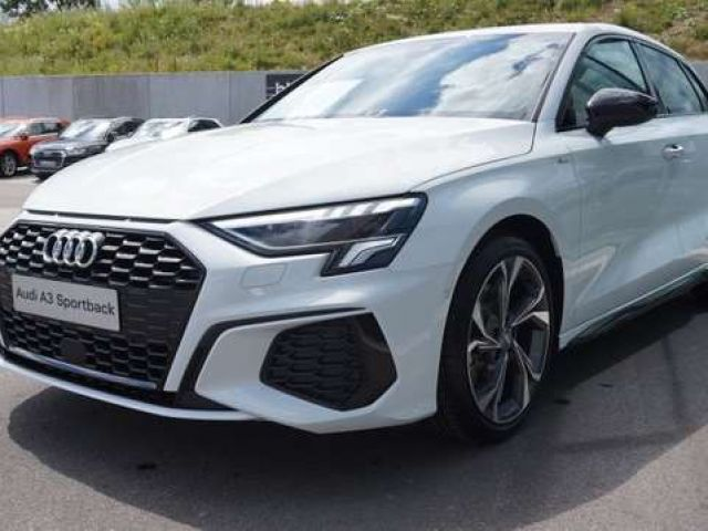 Audi A3 S line 35 TDI 110(150) kW(PS) S tr