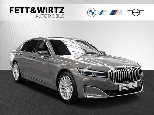 BMW 740 2020 Diesel