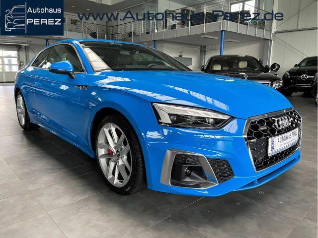 Audi A5 Coupe 40 TDI S line LASER-HUD-ACC-B&O-VIRTUAL