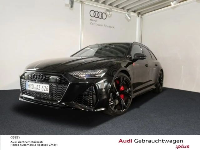 Audi RS6 Avant DYNAMIK PAKET ROT+SPORTABGAS+CARBON SPIEGEL