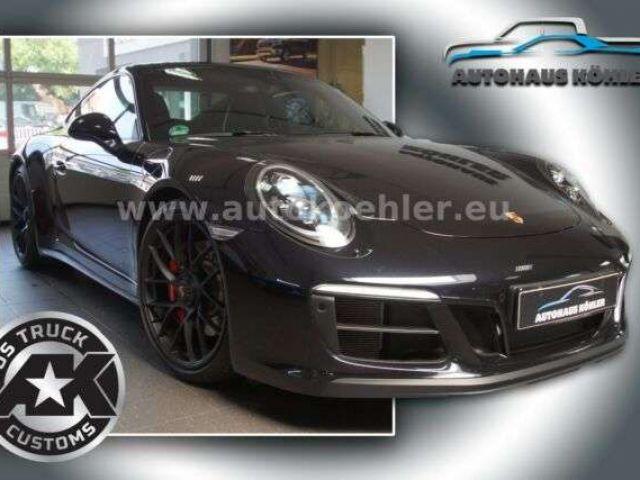 Porsche 911 2020 Benzine
