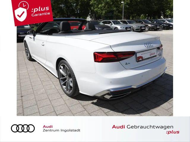"Audi A5 Cabriolet 40 TDI qu 2x S line MATRIX 19"" Kamera"