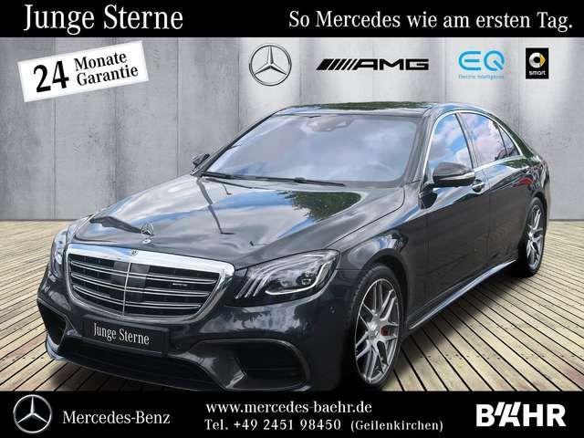 Mercedes-Benz S 63 AMG 2018 Benzine