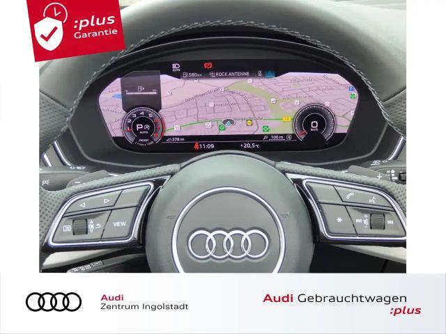 """Audi A5 Cabriolet 40 TFSI qu 2x S line MATRIX 19"""" AHK"""