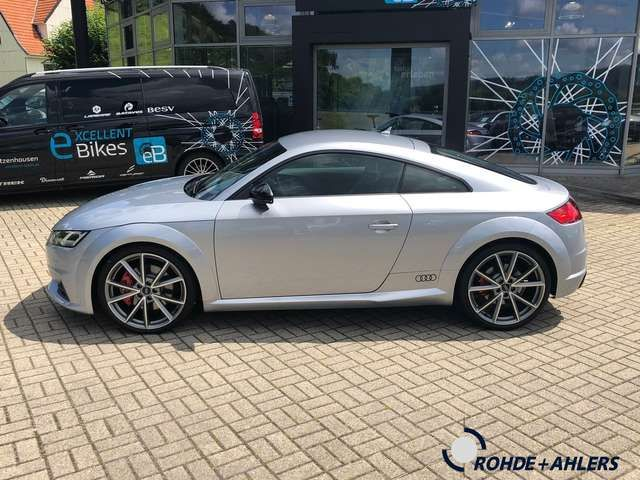 Audi TTS Coupe 2.0 TFSI quattro NAVI+LED+BANG&OLUFSEN+ Navi
