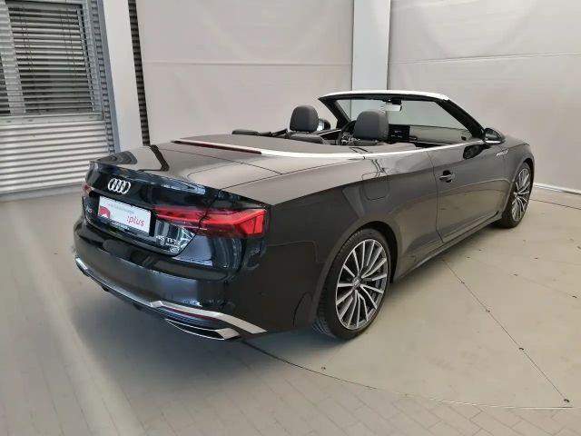 Audi A5 Cabrio S line 45 TFSI S tronic qua *NAVI*HdUp*A...