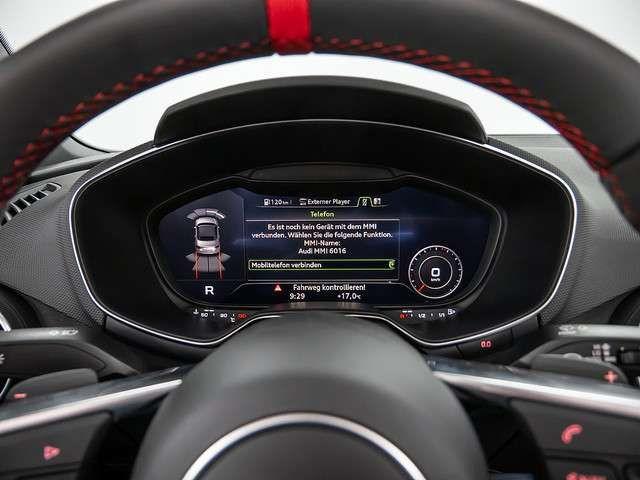 Audi TTS Roadster TFSI. competition plus. LED