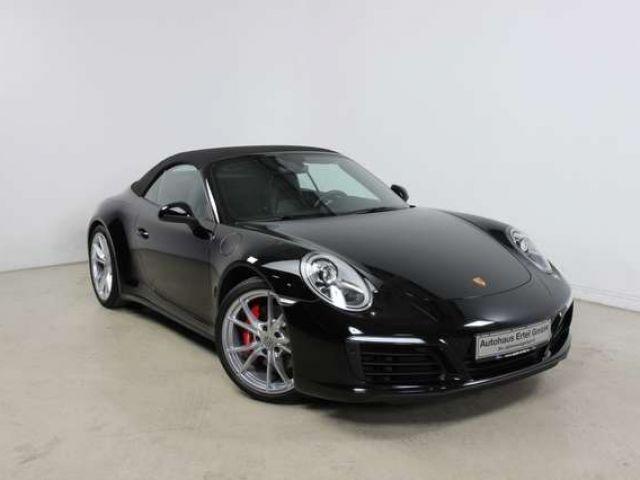 Porsche 911 2018 Benzine