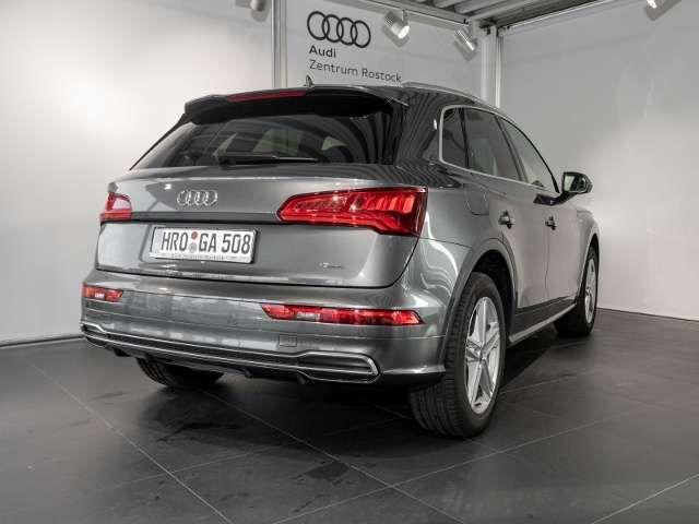 Audi Q5 40 TDI quattro+S-LINE+NAVI+AHK+VIRT.COCKP.