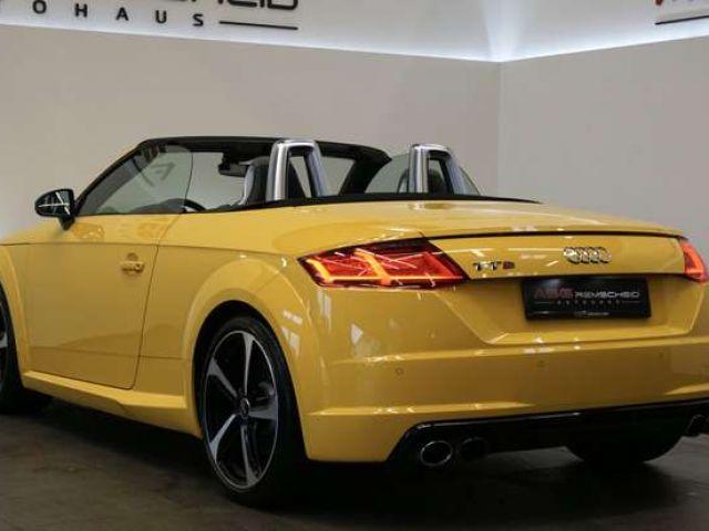 Audi TTS Roadster q. S-Tr. *B&O *LED *2.H*Kopfraumhzg