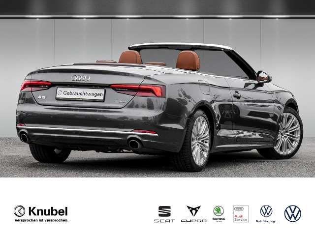 Audi A5 Cabriolet Design 2.0 TFSI qu. S tronic Navi LED N