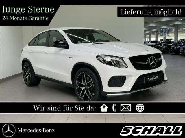 Mercedes-Benz GLE 43 AMG 2017 Benzine