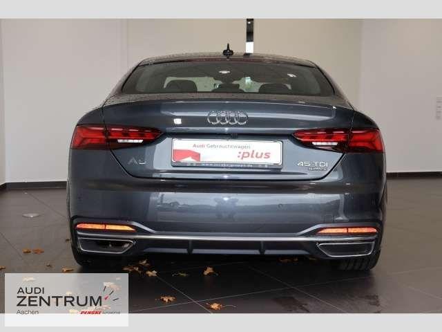 Audi A5 Sportback 45 TDI quattro advanced Navigationspa