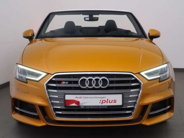 Audi S3 Cabriolet 2.0 TFSI qu. Matrix, B&O, virtual,