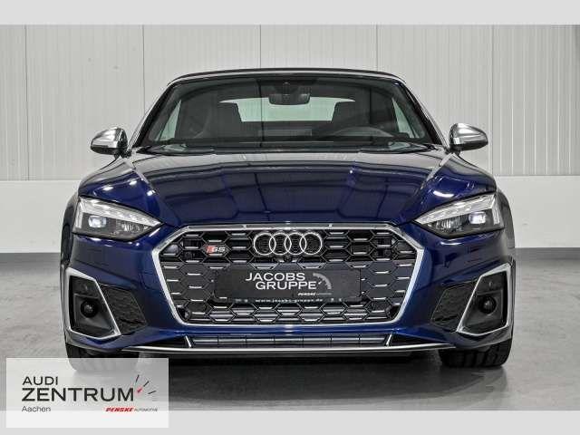 Audi S5 Cabrio TFSI tiptronic 5JahreGarantie HeadUp Alc