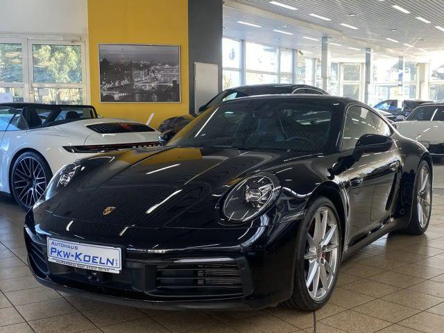 Porsche 992 2020 Benzine