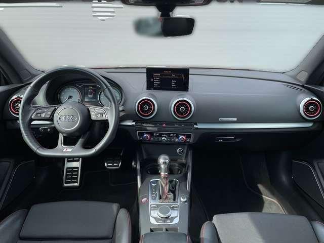 Audi S3 Cabriolet 2.0 TFSI quattro S tronic+B&O+LED