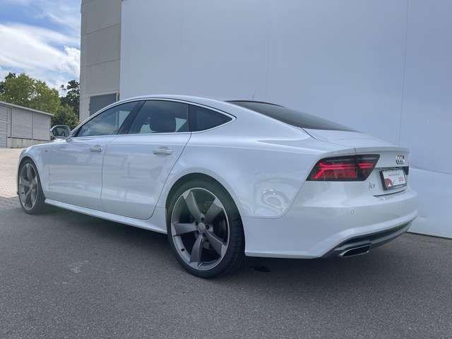 Audi A7 Sportback 3.0 TDI quattro tiptronic competition