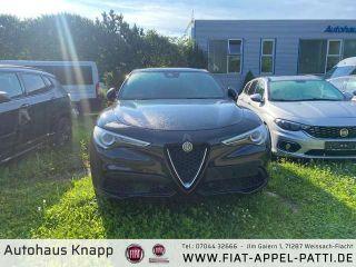 Alfa Romeo Stelvio 2018 Benzine