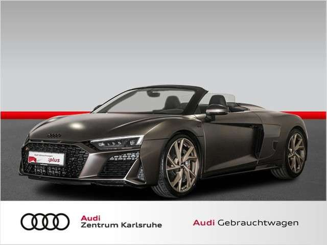 Audi R8 Spyder V10 performance . S tronic UPE € 248.795,--