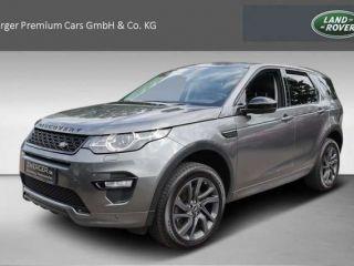 Land Rover Discovery Sport 2018 Benzine