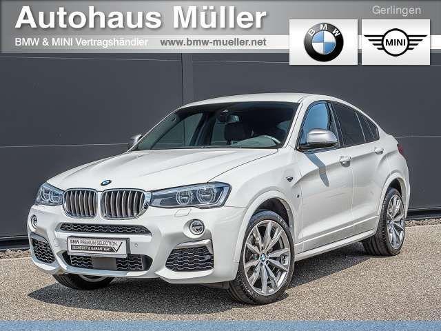 BMW X4 M 2018 Benzine